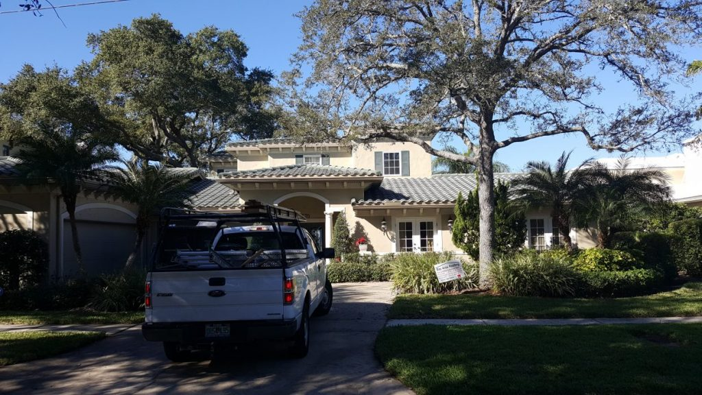 Tile and Slate Roof installation and inspection