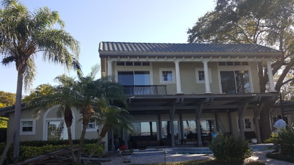 Tile Roofing Installation in Clearwater FL | https://www.bayarearoof.com