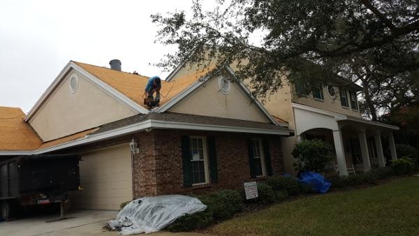 02/14/2017 Safety Harbor FL Roof Installation