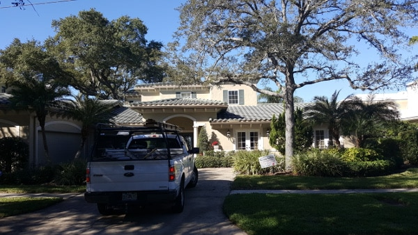 A Beautiful Finished Roofing Job in Clearwater FL