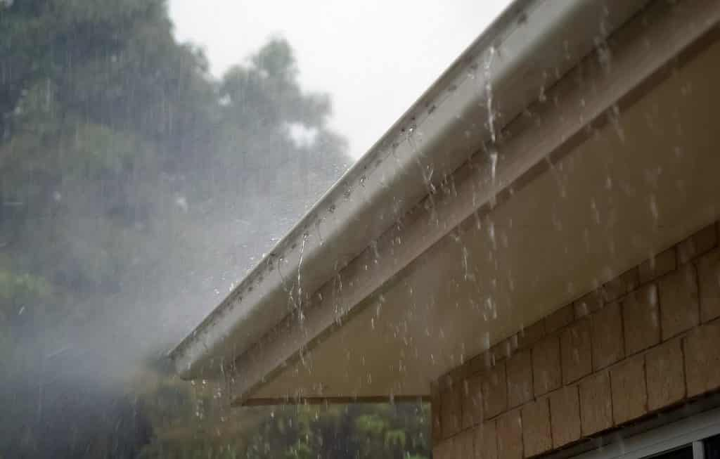 Storm Gutter Damage Repair Clearwater FL