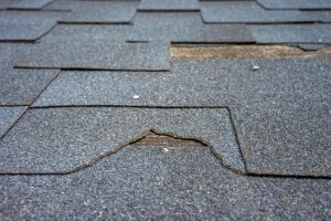 Shingle Roof Leak Repair