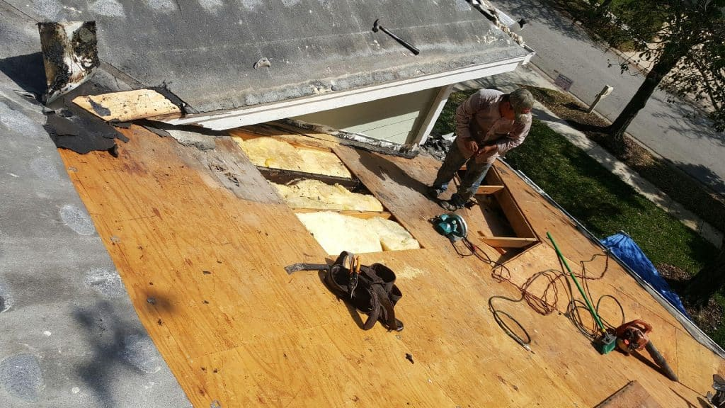 Roof Leak Repair Service Tampa FL