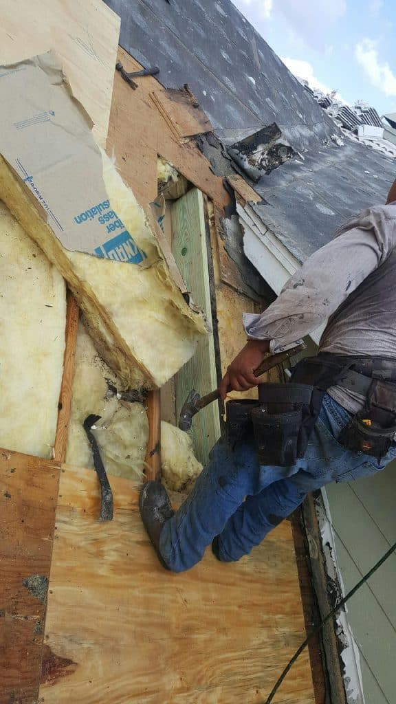 Tampa Bay FL Roof Leak Repairs