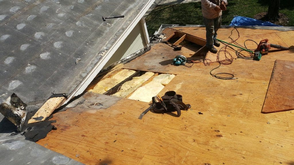 Roof Leak Repairs in Tampa FL
