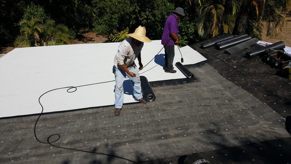 Tile Roofing Job Seminole Florida