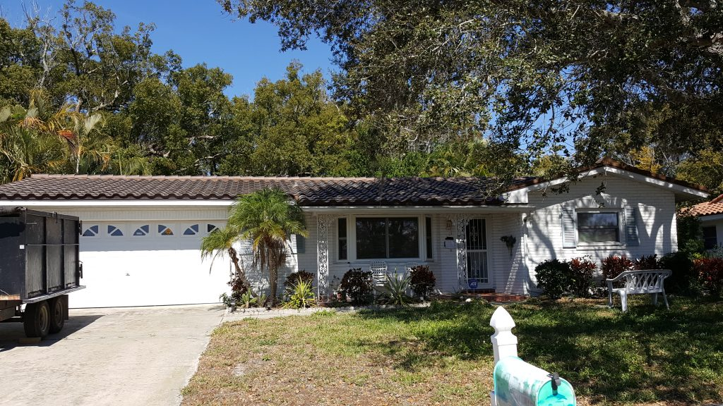 Seminole Florida Tile Roofing Job By Bay Area Roofing